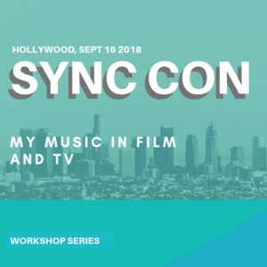 Sync Con Workshop Hollywood Instagram ad